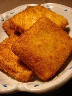 Pani frittu- Pane fritto